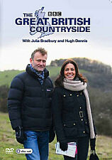 The Great British Countryside 2-Disc Dvd Brand New & Factory Sealed