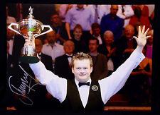 New Shaun Murphy Signed 12x16 Snooker Photograph :A