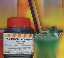 Waldmeister  Aromapaste hochkonzentriert zum aromatisieren von Lebensmittel