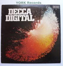 DIG 1 - DECCA DIGITAL - Classicall Compilation - Excellent Condition LP Record