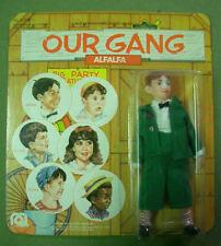 VINTAGE MEGO OUR GANG ALFALFA 6 INCH 1975 MOC RARE