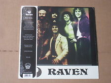 RAVEN WHO DO YOU SEE HARD ROCK PROG PROGRESSIVE GOLDEN PAVILLION 180g LP lim 500