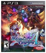 Ragnarok Odyssey ACE PS3 New PlayStation 3, Playstation 3