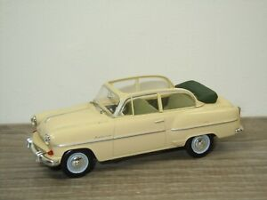 Opel Olympia Cabriolet - Opel Collection 1:43 *49909
