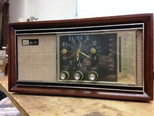 Collectible Tube Radio Arvin AM/FM Wood Refurbished Works ART DECO