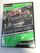 * PC NEW SEALED Game * TIMELESS THE FORGOTTEN TOWN