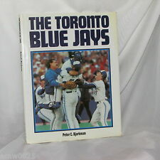 THE TORONTO BLUE JAYS BASEBALL MLB BJARKMAN 1990 HB BOOK SPORTS PHOTOS