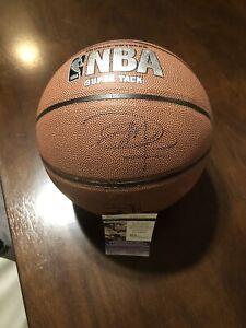 JOEL EMBIID SIGNED NBA BASKETBALL PHILADELPHIA 76ers NBA RARE JSA ALL STAR KU
