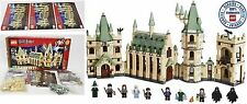 100% Genuine Lego 100% Complete Harry Potter Hogwarts Castle 4842 + Manual + Box