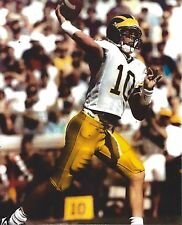 TOM BRADY 8X10 PHOTO MICHIGAN WOLVERINES PICTURE NCAA FOOTBALL