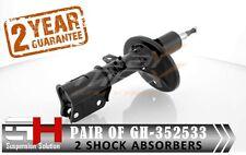 2 ammortizzatori anteriori per Ford Fiesta VI, Mazda 2 (DE)/GH-352533H/