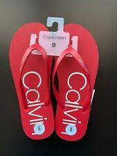 CALVIN KLEIN Women's Slipper Flip Flop Size 7 8 9 10