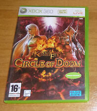 Jeu XBOX 360 - Kingdom under fire circle of doom