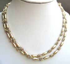 """Hugs /& Kisses collier Bracelet set STAMPATO Acier Inoxydable Plaqué Or 18/"""" SB"""
