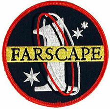Farscape 1 Mission Logo Embroidered Patch -new