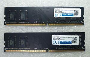 Hypertec 8GB 2x4GB 4X70R38786-HY PC4-21300 2666 MHz UDIMM Memory Ram DDR4 Pc