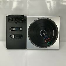 DJ Hero Wireless Turntable For PlayStation 3 Working