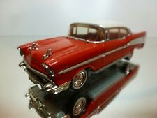 DINKY MATCHBOX DY2 - 1957 CHEVROLET BELAIR SPORT COUPE  -  1:43 - EXCELLENT - 7