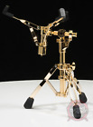DW 9300 Snare Stand Gold Plated