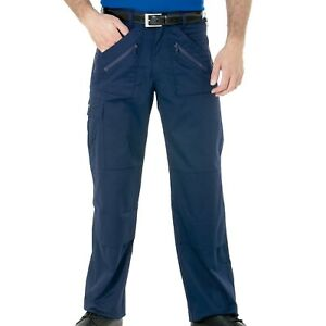 Spire Action Trousers with Knee Pad Pockets, 30 - 46, R & T