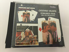 Caterina Valente & Edmundo Ross Nothing But Aces/Latin Melodies Old & New CD