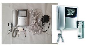 ELRO Bell Door Intercom System with Night Vision
