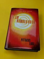 Lorien Legacies Ser.: I Am Number Four - Pittacus Lore (2010, Hardcover)