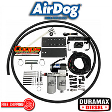 AirDog 150GPH Fuel System Lift Pump 2015-2016 GM Duramax 6.6L Diesel LML