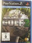 Playstation PS2 JUEGO OUTLAW GOLF 2 , USADO PERO BUENO