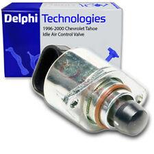 Delphi Idle Air Control Valve for 1996-2000 Chevrolet Tahoe 5.7L V8 - Fuel mj