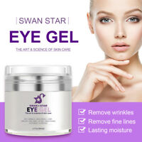 Swan Star Women Under Eye Gel Cream Remove Dark Circles-Crows Feet-Bags