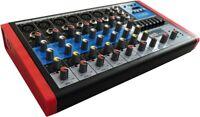 Mixer Audio 8 Ch Mit USB – M-8U