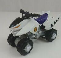 Power Rangers-Dino Thunder-White Thunder-ATV-White-2003