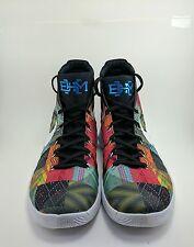 Nike Hyperdunk 2015 BHM Black History Month Multicolor Sz 17 [749561-910] Rare