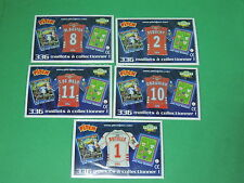 Magnet equipe LILLE Just Foot - Pitch 2009 maillot football lot #21