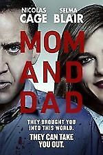 Mom And Dad (DVD, 2018 )