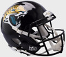 JACKSONVILLE JAGUARS NFL Riddell SPEED Full Size AUTHENTIC Football Helmet