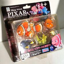 Finding Nemo: Nemo & Dory Kaiyodo Revoltech Pixar Collection Figure 001