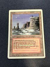 MTG Magic the Gathering Revised PLATEAU Dual Land  (TT04)