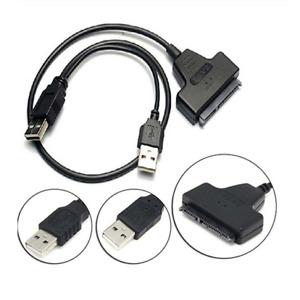 CAVO ADATTATORE DA SATA / IDE A USB 2.0 sdoppiatore alta qualità