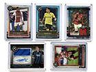 Topps UEFA CL Museum 2020/21 LOT Tuanzebe Jesus Gravenberch Rookie Vanaken AutoTrading Card Sammlungen & Lots - 261329