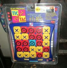 Vintage Tic Tac Total electronic game Tiger Electronics NEW IN PACKAGE