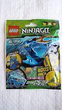9553 Lego Ninjago Blue Ninja Jay ZX Booster Pack minifigure polybag set