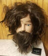 Clic International Mannequin Head Kyle (Long Hair) - New
