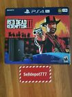 New Red Dead Redemption 2 PS4 Pro Bundle 1TB (RDR2 COVER ONLY)