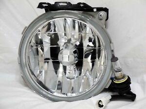 GLASS Driving Fog Light Lamp Driver Side for 2000-04 Outback 2003 Baja