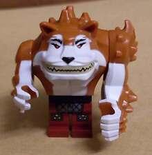 Lego Teenage Mutant Ninja Turtles Dogpound Figur Dog Pound Hund Wolf Neu