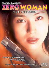 Zero Woman: The Accused - Japanese Erotic Action Movie -  RARE  BRAND NEW DVD