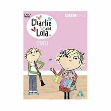 Charlie and Lola: Two  DVD NEW
