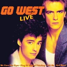 Go West - Live [New CD]